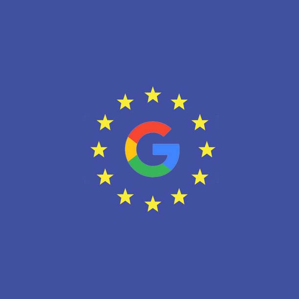 Google Fined By EU