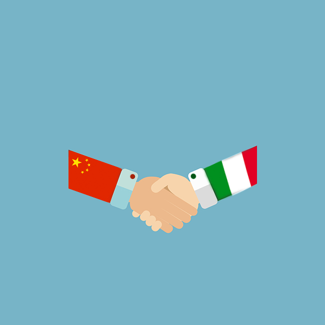 China Italy New Silk Road Commercial Awareness
