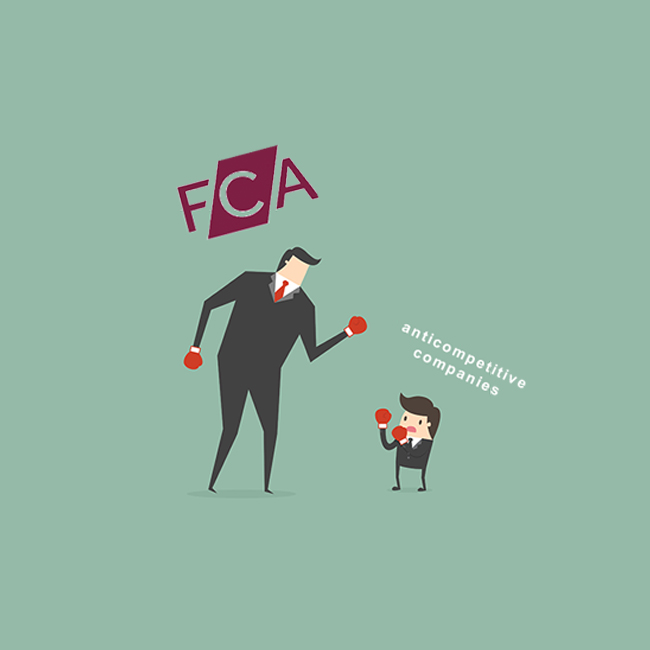 Coping with Competition: FCA Uses its Competition Enforcement Powers