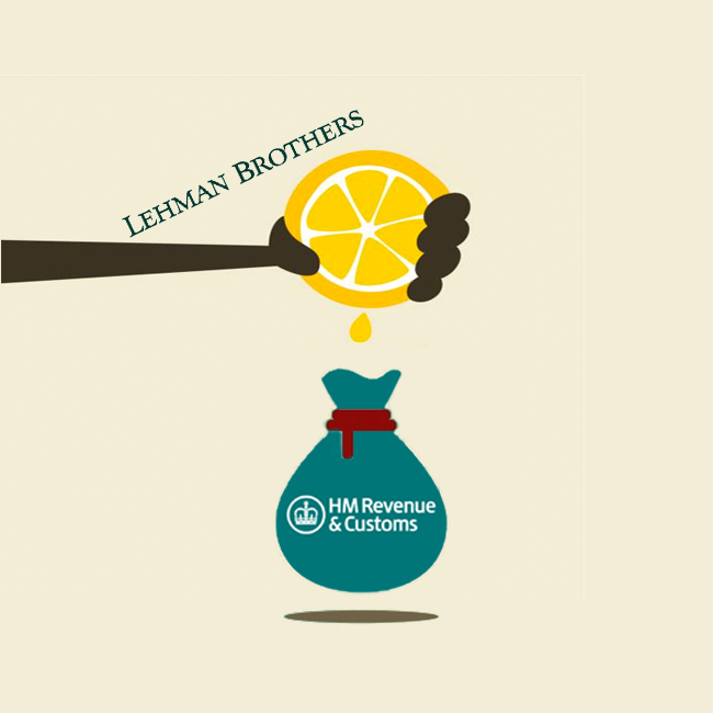 When Life Gives you Lehman Make Lemonade: HMRC Could Claim £1bn in Taxes from the Lehman Brothers Collapse