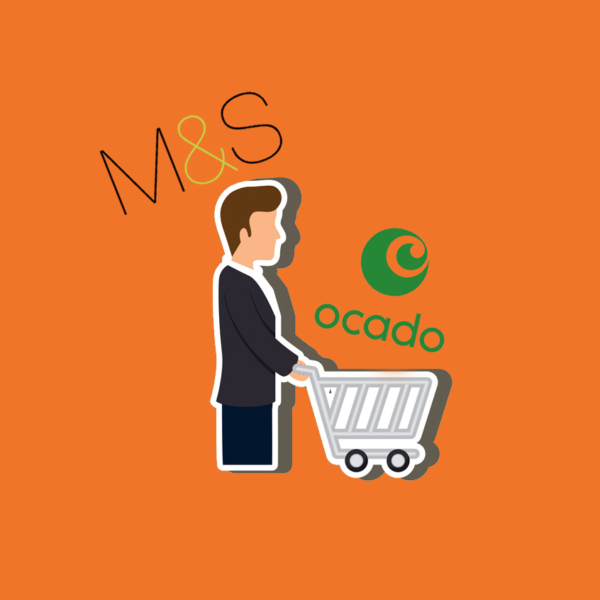 M&S Goes Shopping: Supermarket agrees Ocado deal