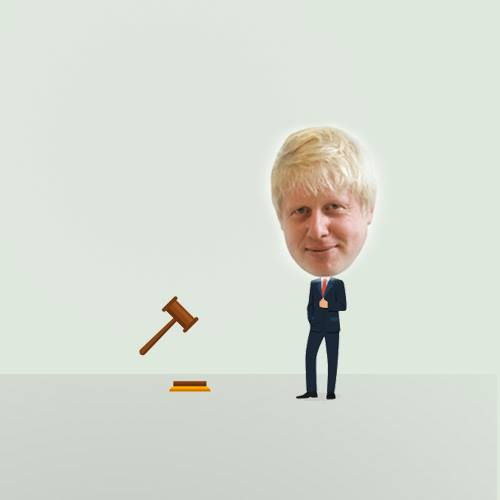 Not Today: Case over Boris Johnson's Alleged Misconduct During the Brexit Campaign Thrown out by the High Court