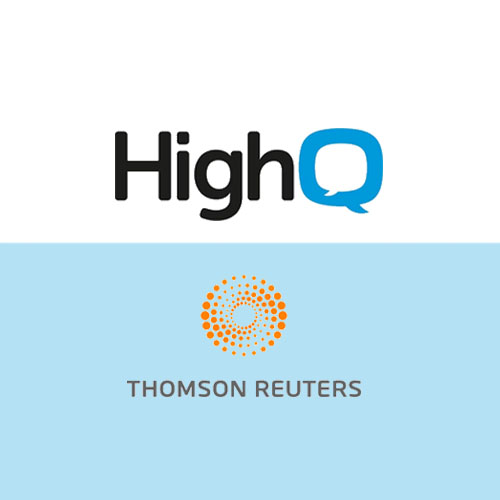 The Intelligent Choice: Thomson Reuters acquires HighQ