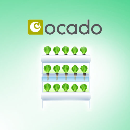 RoboCrop: Ocado sows a £17 million investment into vertical farming