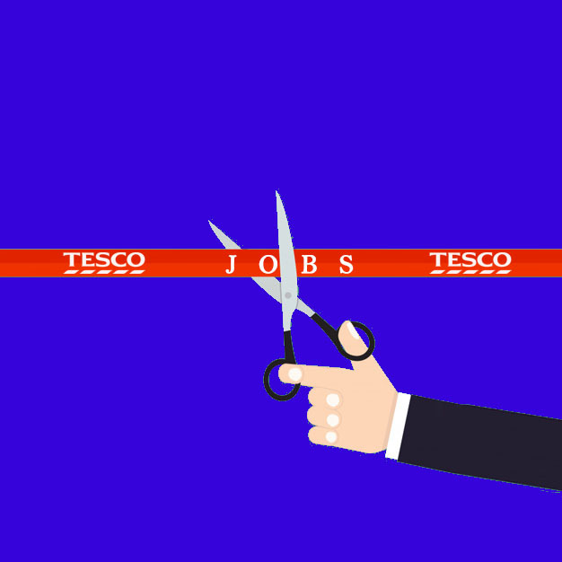Every Little Job Cut Helps: Tesco announces 4,500 cuts as it overhauls Metro stores