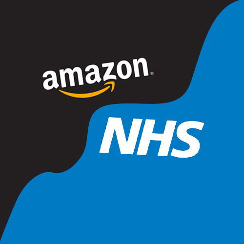Amazon's NHS Vision: Tech giant makes move into the healthcare market