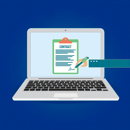 Yours Electronically: The Law Commission confirms electronic signatures are legally valid