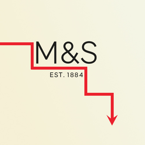 Given the Boot: M&S drops out of the FTSE 100