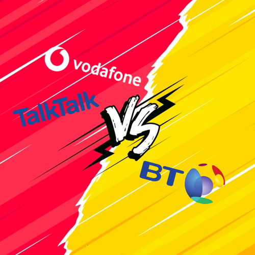In it for the Internet: TalkTalk and Vodafone in legal action over BT's ethernet controls