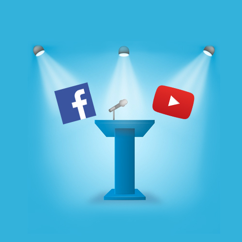 Newsworthy Content: Social media sites confirm political speech is exempt from user codes