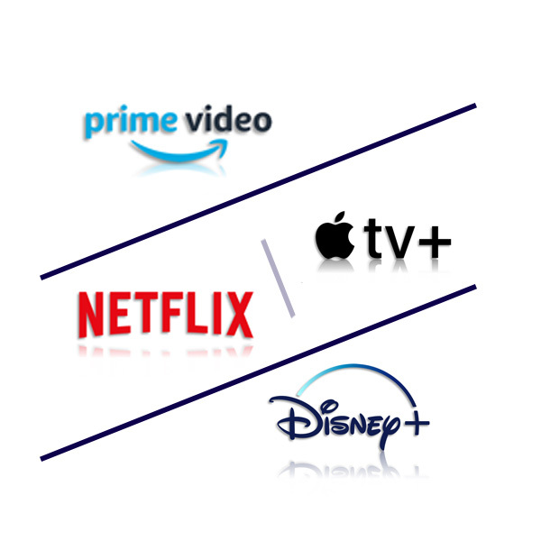 Let Me Hear You Stream: The war for our screens rages between Netflix, Disney & Amazon