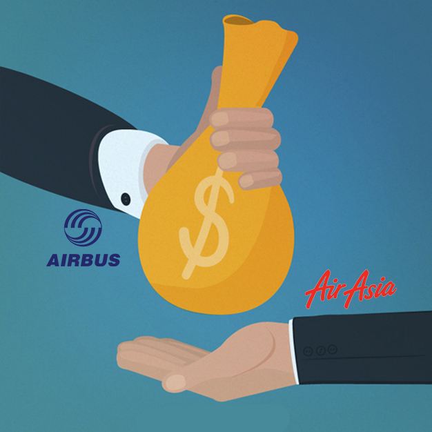 AirAsia Hits Turbulence: Budget airline faces allegations of corruption and bribery