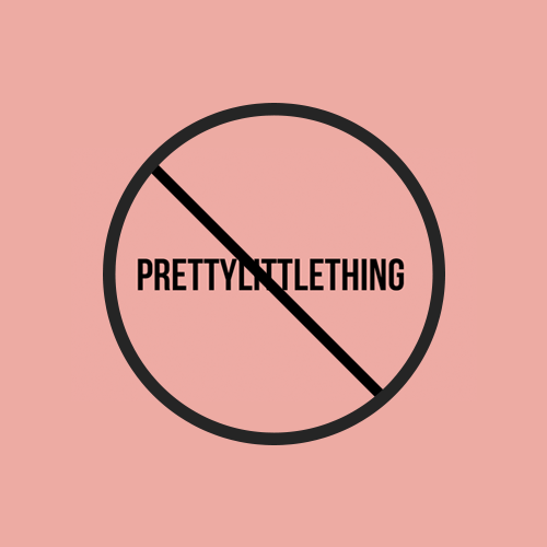"""Pretty Scandalous: Pretty Little Thing ads deemed to be """"over-sexualised"""""""