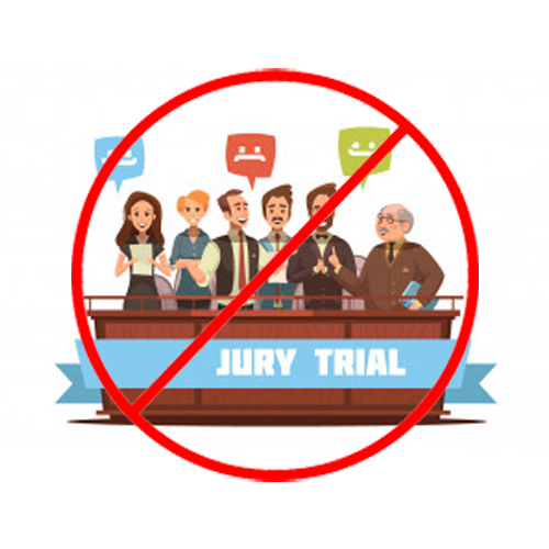 The Jury is Out: Calls made for non-jury trials during the coronavirus lockdown