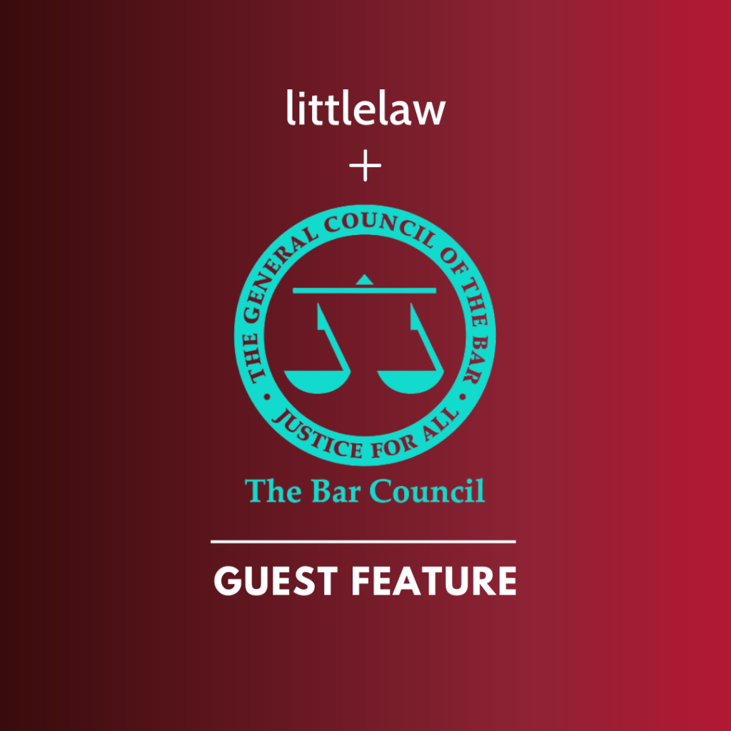 """LL Guest Feature: """"I am the Bar"""""""