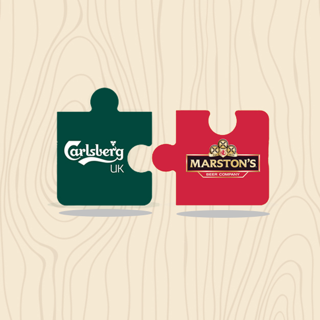 If Carlsberg did Mergers:  £780m merger with Marston's