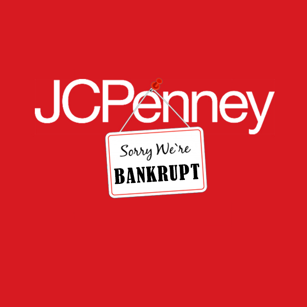 JCPenney… or JCPenniless?: Retailer files for bankruptcy