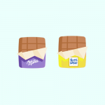 Bunch of Squares: Milka loses chocolate bar shape battle against rival Ritter Sport