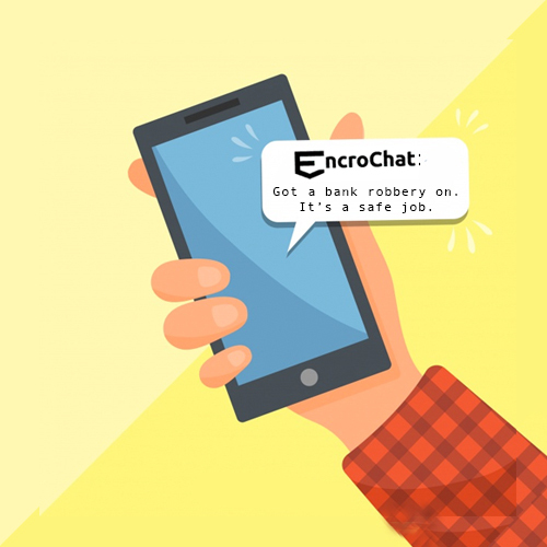 "EncroChat Hack: Police hack ""Whatsapp for criminals"""