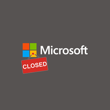 Microsoft Shuts Shop Windows: Tech firm permanently closes all stores