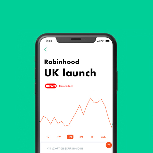 Treacherous Trading: Robinhood cancels its UK launch
