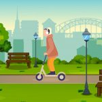 Going for Green: E-scooters now legal in the UK