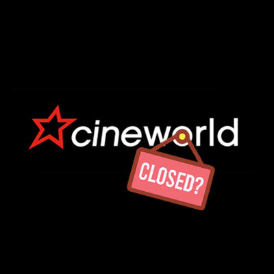 Let the Credits Roll: Cinema giant Cineworld confirms closures following Covid-19 crisis