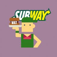 VAT's Not Fair: Subway bread is not (tax-exempt) bread