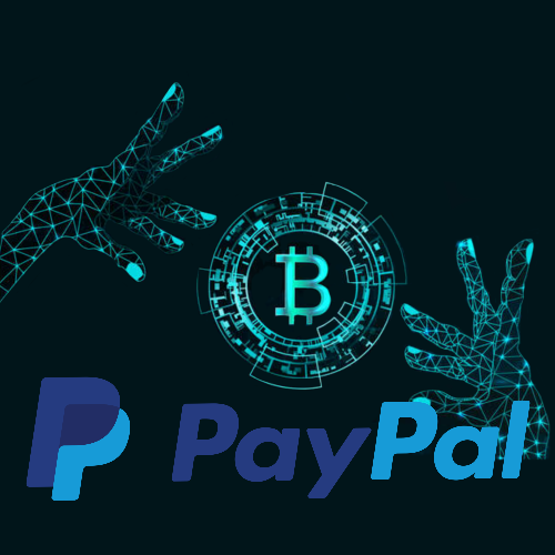 Fishing In The Mainstream: Cryptocurrencies net Paypal