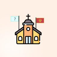 Who Owns the Church?: Religion, State and People collide in Montenegro over religious property law