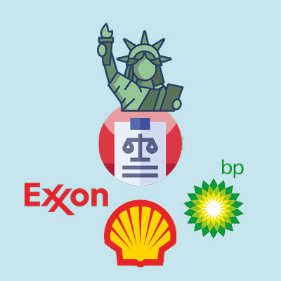 Time to come clean: New York City targets Shell, BP and Exxon in Climate Change lawsuit