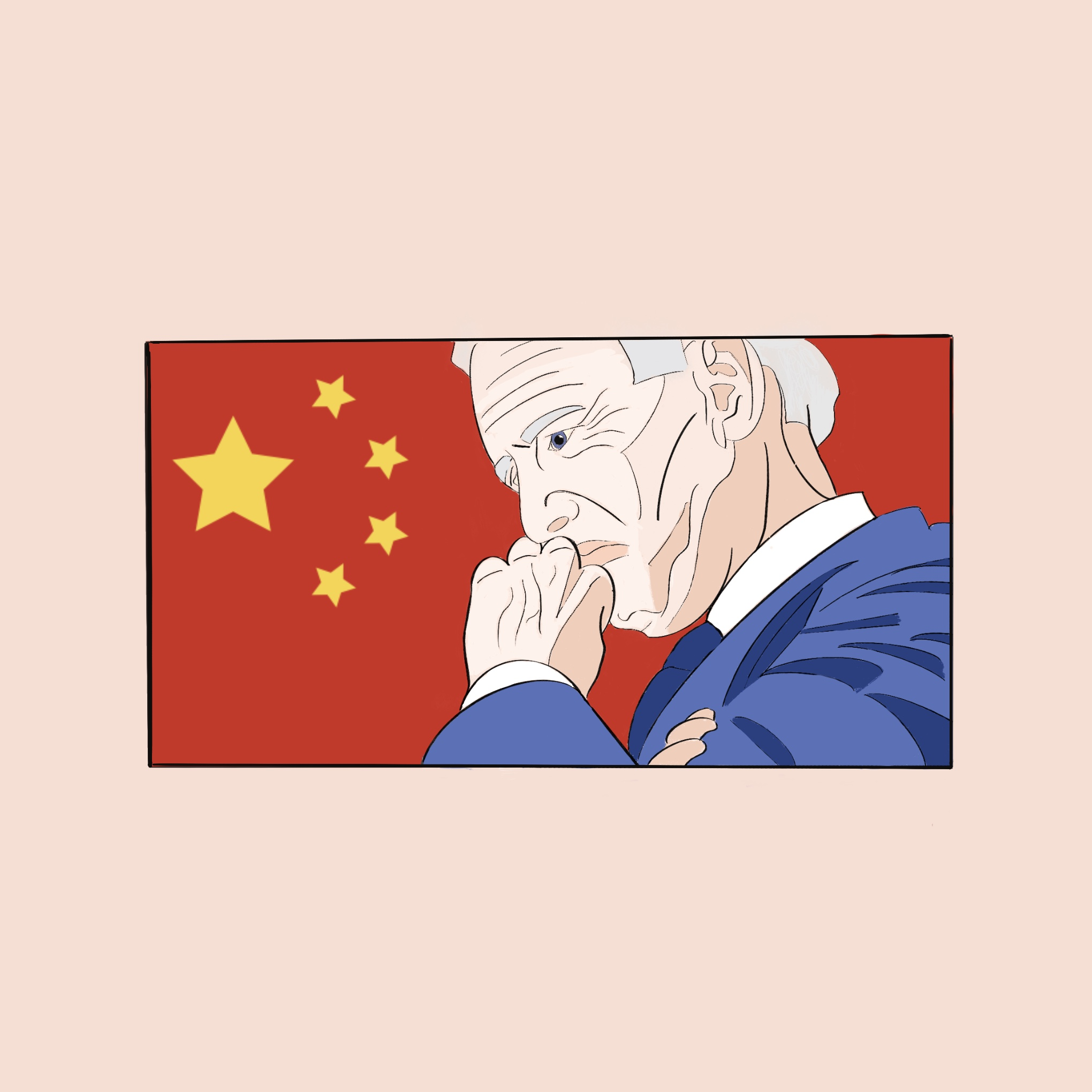 Meet the new President, same as the old President: Biden's expansion of Chinese investment ban
