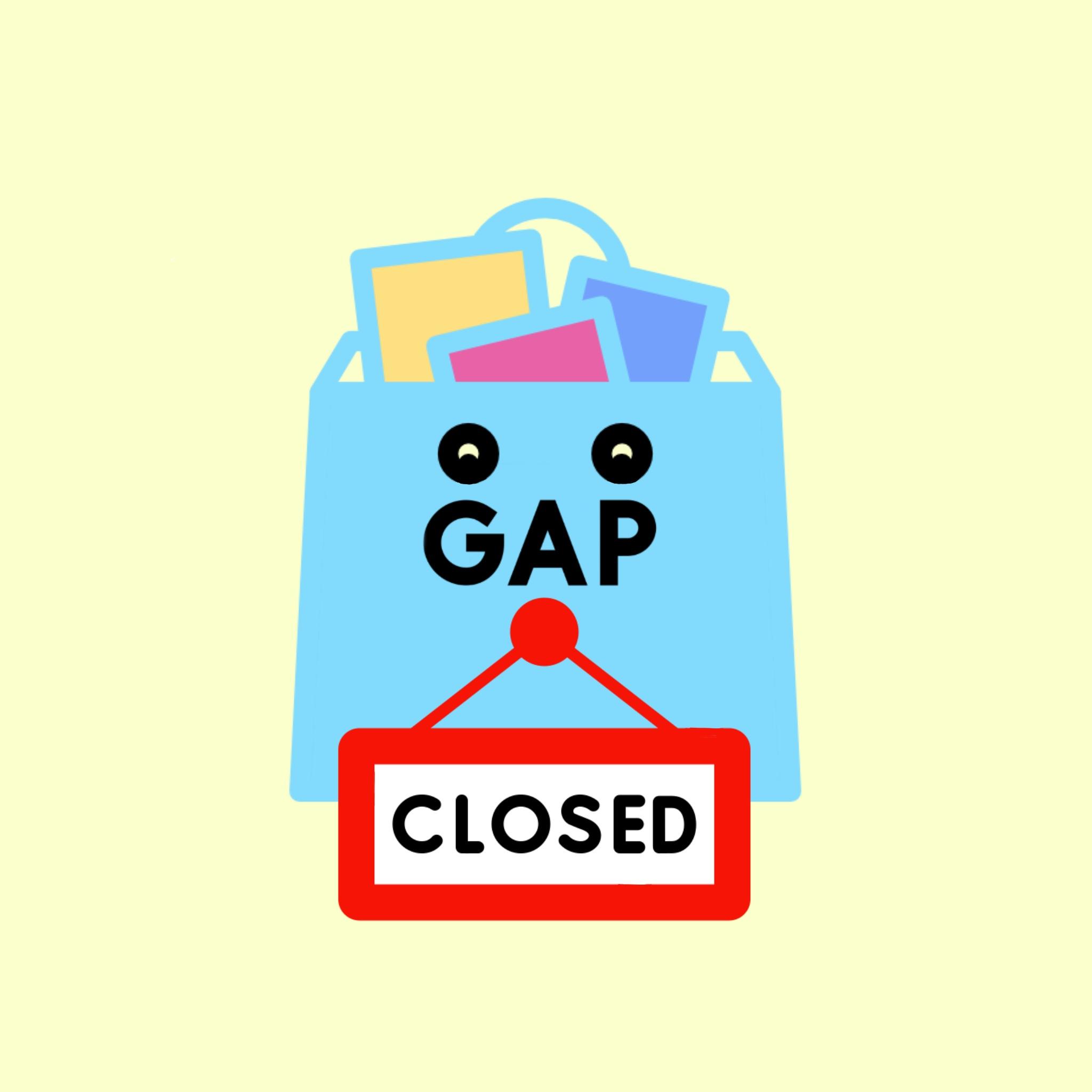 Another Gap in the market: fashion chain Gap to close 19 stores